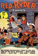 Red Ryder Comics Vol 1 8