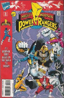 Saban's Mighty Morphin Power Rangers Vol 3 3