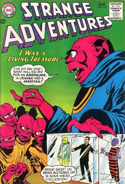 Strange Adventures Vol 1 174