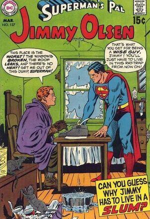 Superman's Pal, Jimmy Olsen Vol 1 127.jpg
