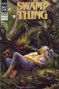 Swamp Thing Vol 2 91