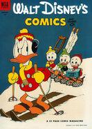 Walt Disney's Comics and Stories Vol 1 149