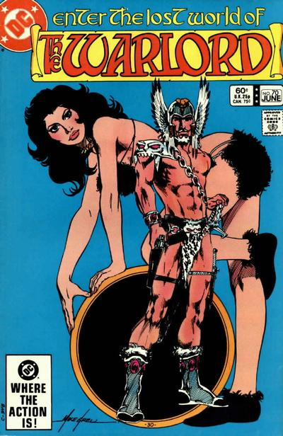 Warlord Vol 1 70