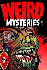 Weird Mysteries Vol 1 10