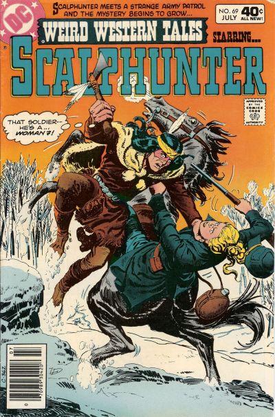 Weird Western Tales Vol 1 69