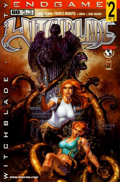 Witchblade Vol 1 60