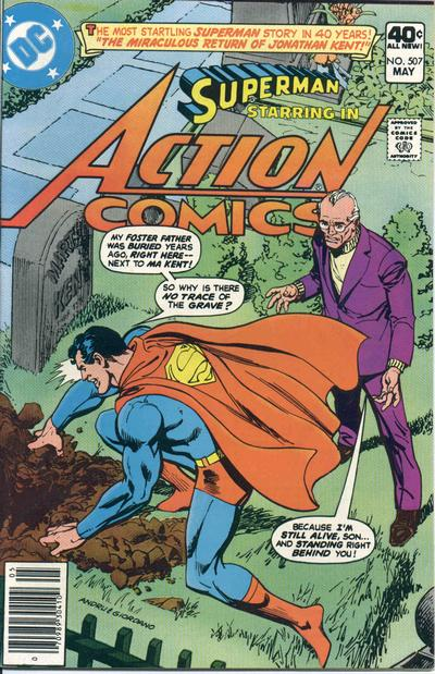 Action Comics Vol 1 507