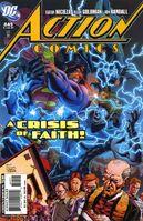Action Comics Vol 1 849