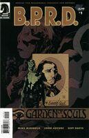 BPRD Garden of Souls Vol 1 1