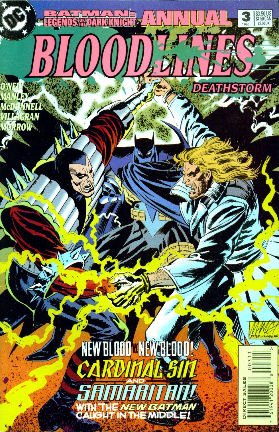 Batman: Legends of the Dark Knight Annual Vol 1 3