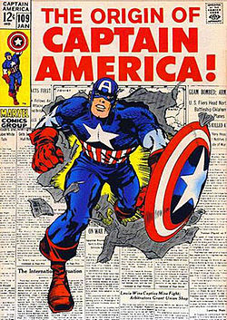 Captain America (comic book)