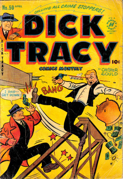Dick Tracy Vol 1 50