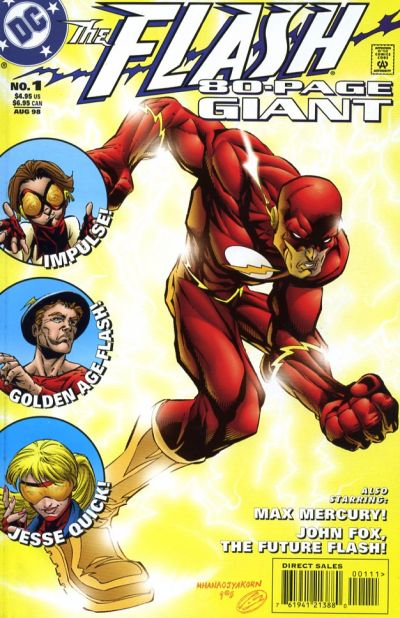 Flash 80-Page Giant Vol 1 1
