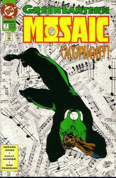 Green Lantern: Mosaic Vol 1 7