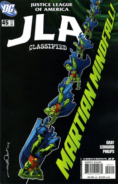 JLA Classified Vol 1 45