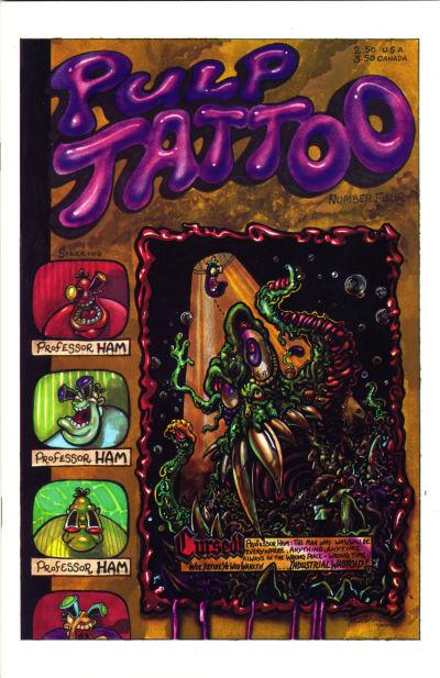 Pulp Tattoo Vol 1 4