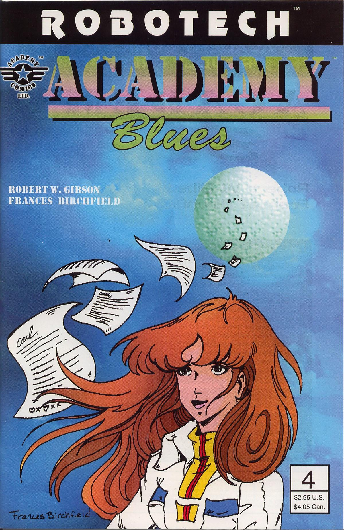 Robotech: Academy Blues Vol 1 4