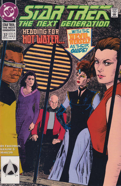 Star Trek: The Next Generation Vol 2 37