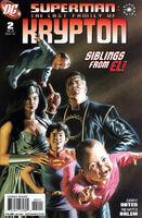 Superman Last Family of Krypton Vol 1 2