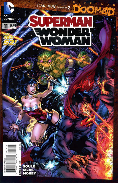 Superman/Wonder Woman Vol 1 11