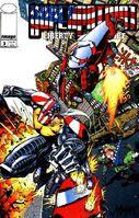 Superpatriot Liberty & Justice Vol 1 3