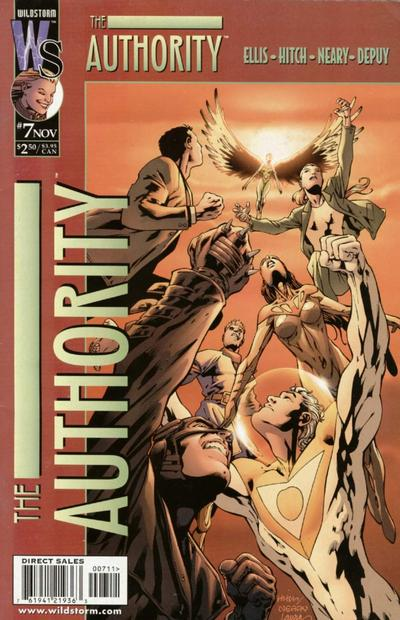 The Authority Vol 1 7