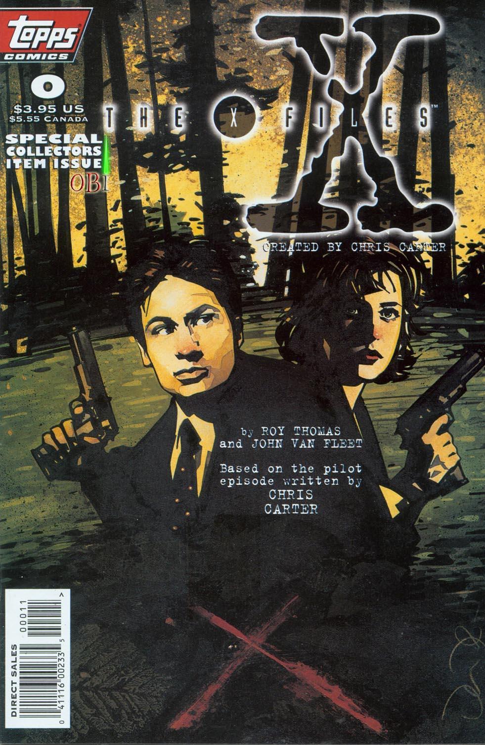X-Files Vol 2 0