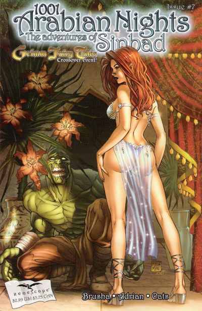 1001 Arabian Nights: The Adventures of Sinbad Vol 1 7