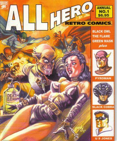 All-Hero Retro Comics Annual Vol 1 1