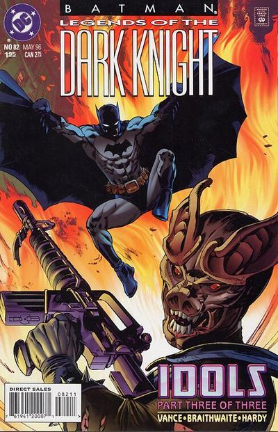 Batman: Legends of the Dark Knight Vol 1 82