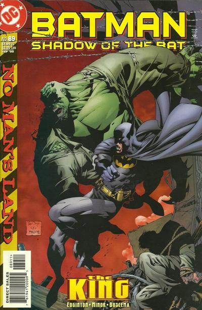 Batman: Shadow of the Bat Vol 1 89