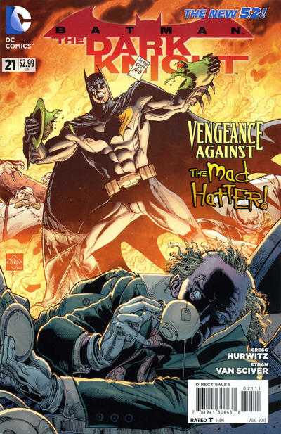 Batman: The Dark Knight Vol 2 21