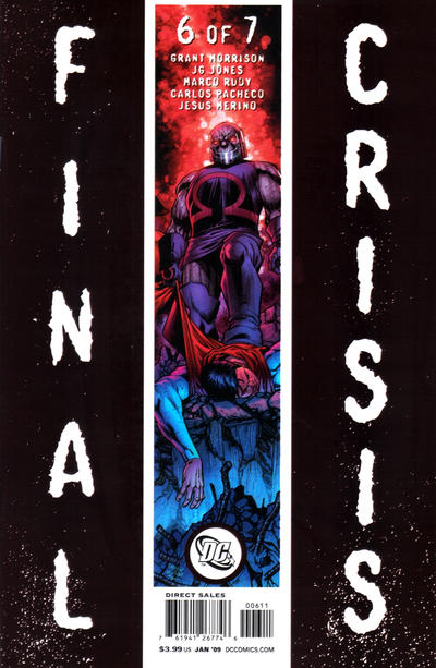 Final Crisis Vol 1 6