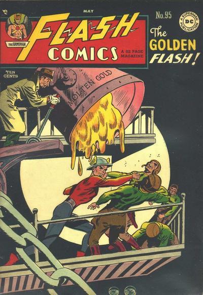 Flash Comics Vol 1 95