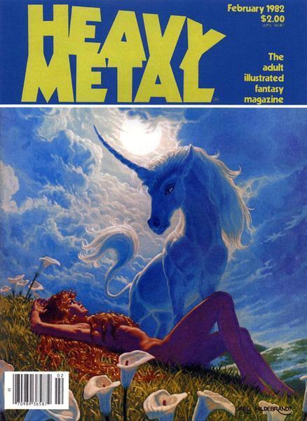 Heavy Metal Vol 5 11