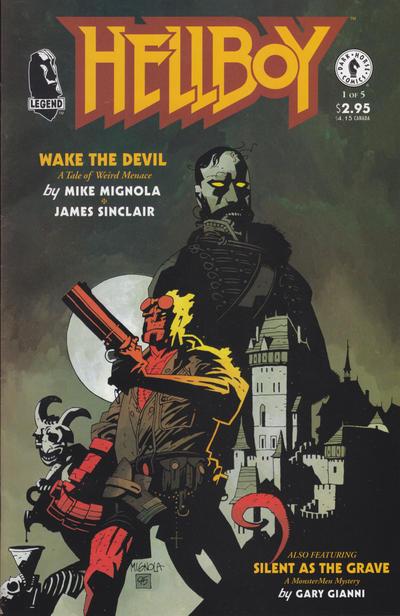 Hellboy: Wake the Devil Vol 1 1
