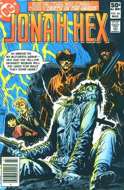 Jonah Hex Vol 1 46