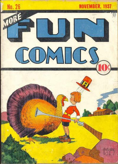 More Fun Comics Vol 1 26
