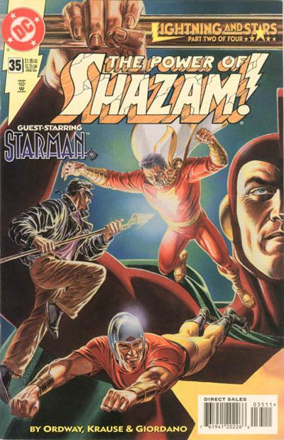 Power of Shazam Vol 1 35