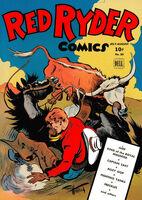 Red Ryder Comics Vol 1 20