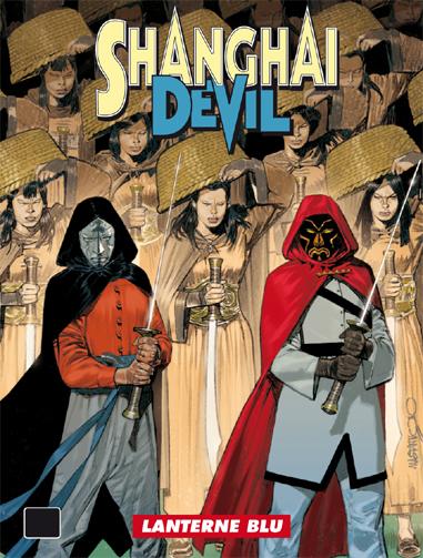 Shanghai Devil Vol 1 5