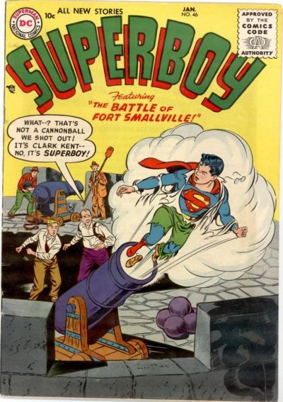 Superboy Vol 1 46