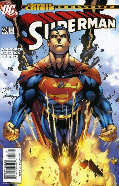 Superman Vol 2 224