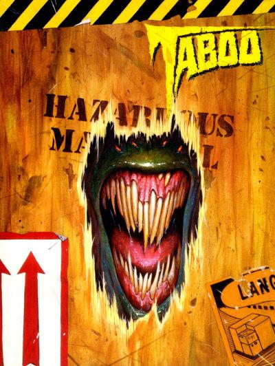 Taboo Vol 1 8