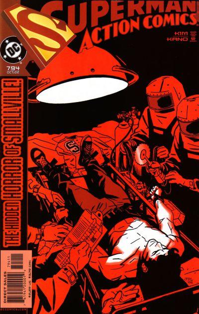 Action Comics Vol 1 794