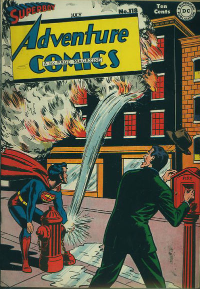 Adventure Comics Vol 1 118
