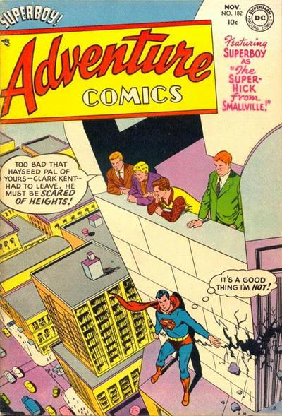 Adventure Comics Vol 1 182