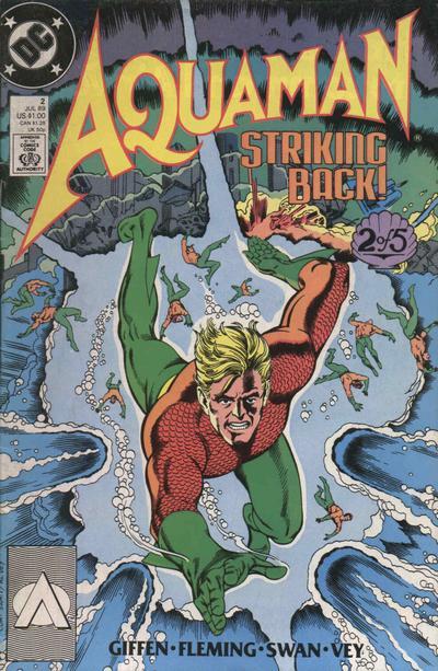 Aquaman Vol 3 2