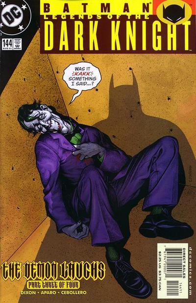 Batman: Legends of the Dark Knight Vol 1 144