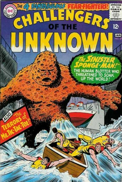 Challengers of the Unknown Vol 1 47